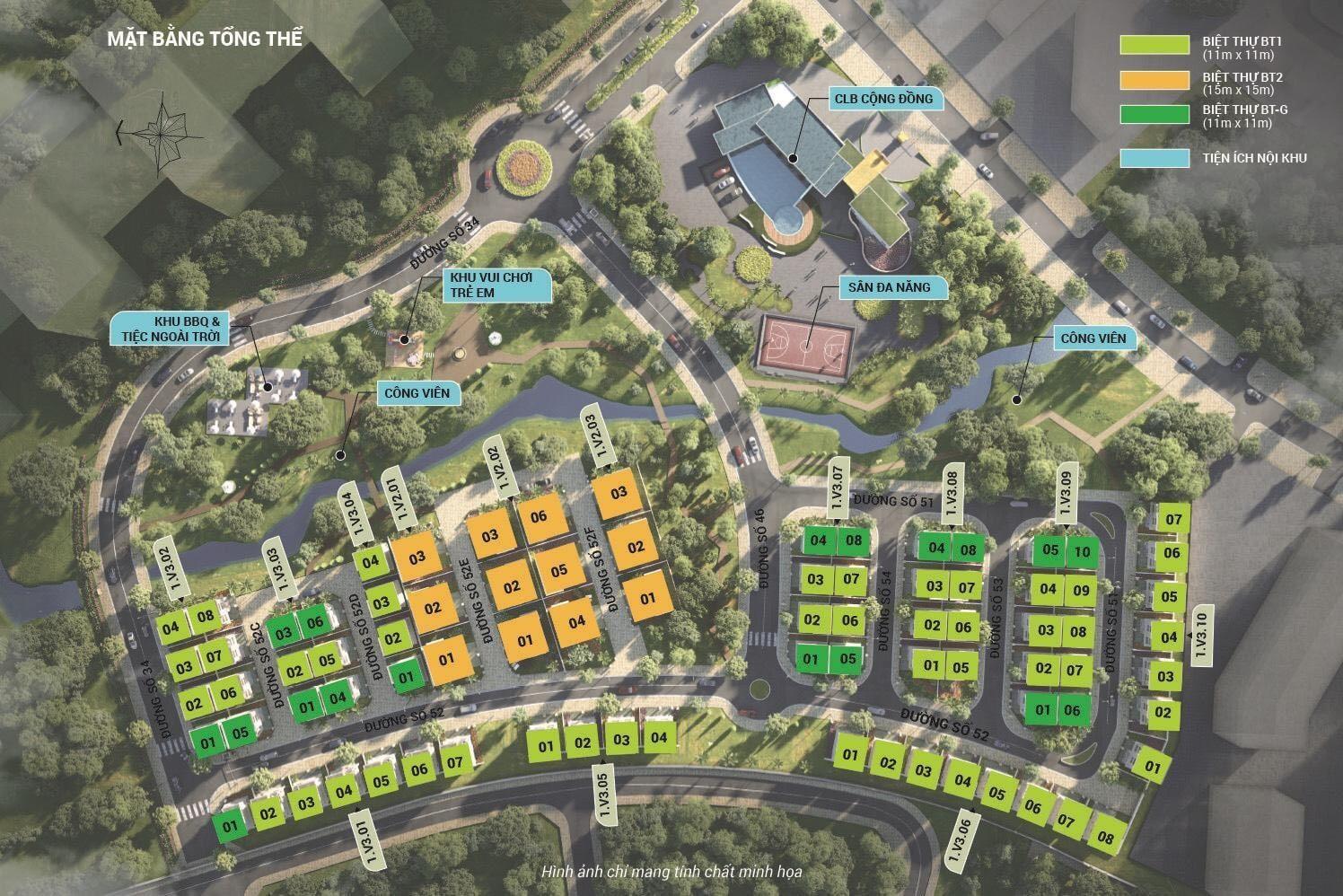 Dự án Senturia Q9 Central Point Quận 9 by Tiến Phước Group
