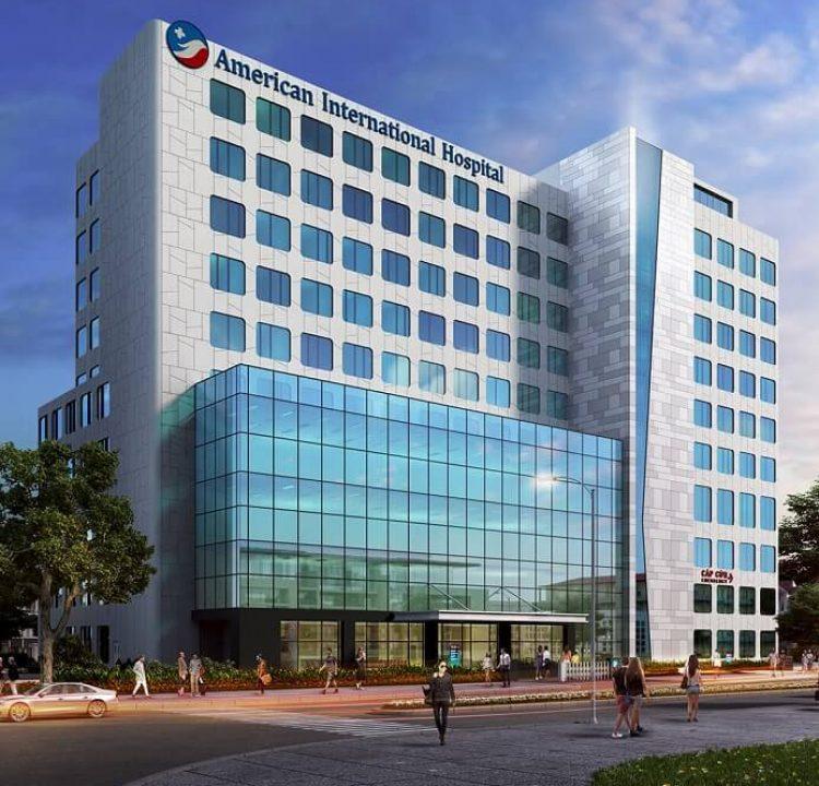Bệnh viện Quốc Tế Mỹ AIH chủ đầu tư Tiến Phước Group by Senturia Q9 Central Point Quận 9