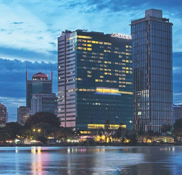 Khách sạn Le Meriden SaiGon chủ đầu tư Tiến Phước Group by Senturia Q9 Central Point Quận 9