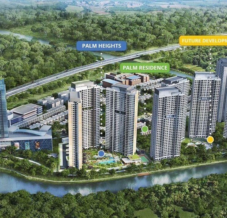 Palm City chủ đầu tư Tiến Phước Group by Senturia Q9 Central Point Quận 9